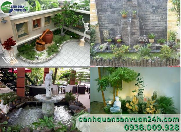 Phù hợp với mọi phong cách thiết kế sân vườn