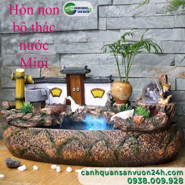 thac-nuoc-mini-an-tuong-cho-gia-dinh