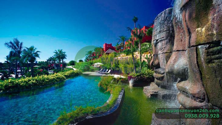 Canh-quan-khung-resort-phong-cach-a-dong